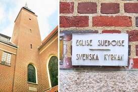 Svenska kyrkan i Paris riskerar förlora sin kyrka