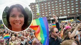 Therese Ewert: Pride är ett orimligt val - därför lämnade jag KD