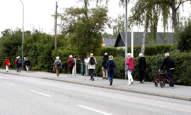Promenad med RPG Järfälla.