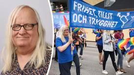 Kristna transaktivisten Maria Hansson: Pågår häxjakt på unga transpersoner