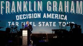 Franklin Graham: Vi kommer till Storbritannien