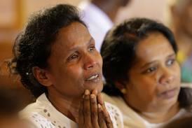 Polischef gripen – stoppade inte påskdåden i Sri Lanka
