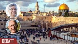 Landet Israels födelse är ett tydligt tidstecken
