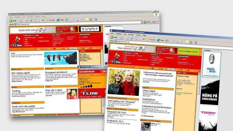 Crossnetflow. Crossnet.se