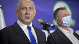 Jämnt val i Israel trots vaccinsuccé för Netanyahu