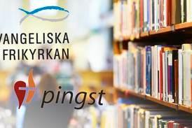 Pingst och EFK blir nya ägare till bokförlaget Libris