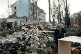 Pingstförsamlingar och baptistförsamlingar blir illegala i delar av Ukraina