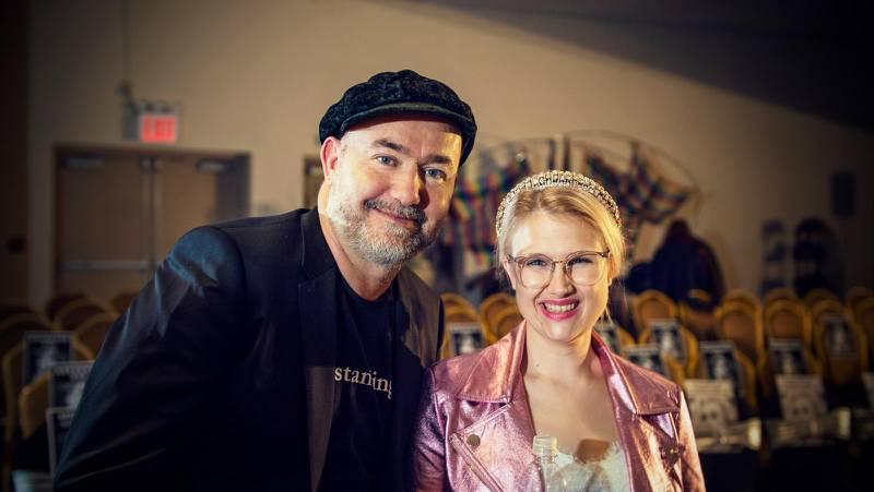Pär Johansson och Emma Örtlund.