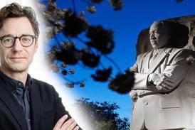 Kluven bild av Martin Luther King