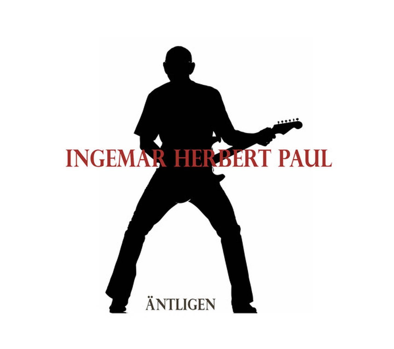 """Ingemar Olsson """"Äntligen"""" skivomslag (2020)."""