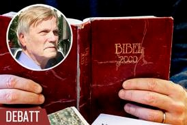 Bibelvetenskap borde vara helt naturligt för alla troende