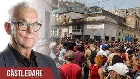 Hoppets ljus i förtryckets Kuba