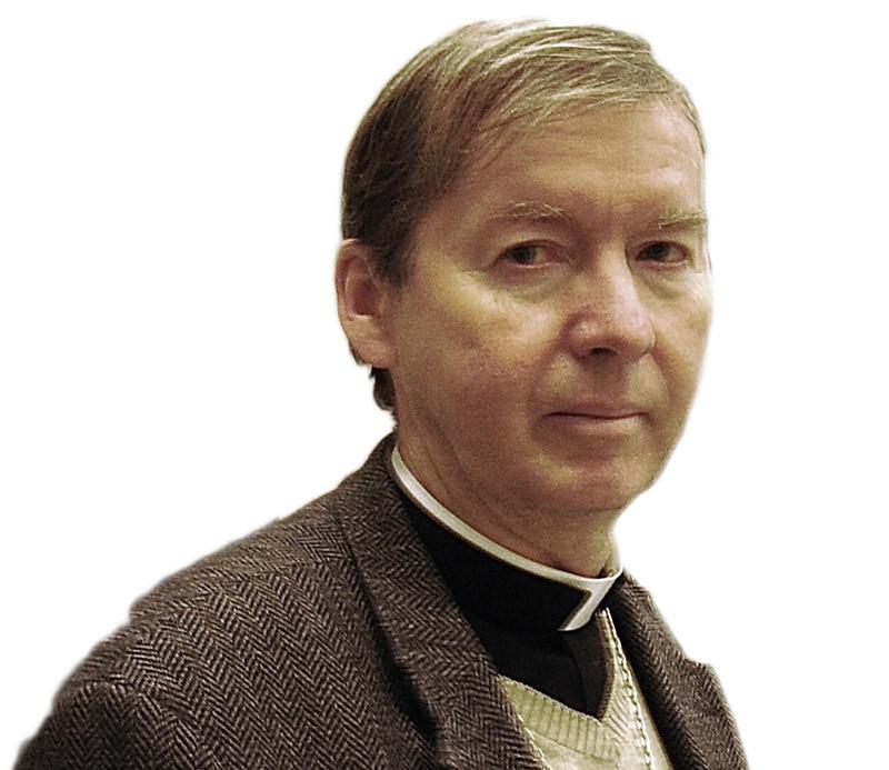 Porträttbild på Christian Braw.