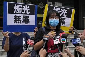 Kyrkor i Hongkong hotade efter minnesmässa