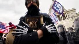 Kristna ledare fördömer kristen nationalism