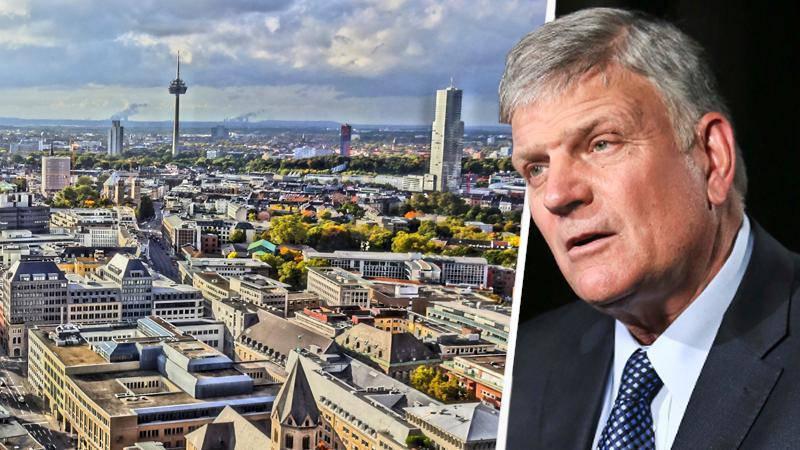 Franklin Graham planerar att besöka Köln i juni. Men Graham får nu kritik och det finns de som vill stoppa honom. Men många stöder den amerikanske evangelisten och vill att han ska komma.