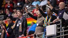 Metodisterna: Nej till samkönade äktenskap