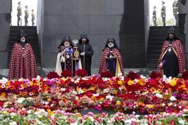 USA redo att erkänna det armeniska folkmordet