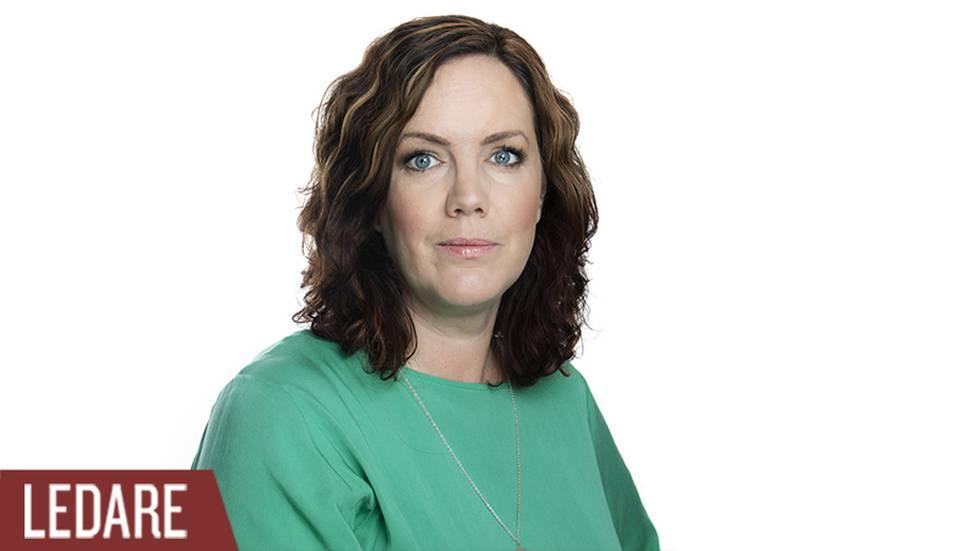 Kyrkorna vill vara en nagel i ögat, Amanda Lind