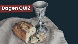 Dagens quiz om mat i Bibeln
