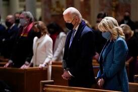 Katolska biskopar: Neka Joe Biden nattvard