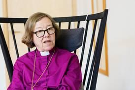 Biskop Eva Brunne: Knappast en överraskning att vi har ny kyrkohandbok