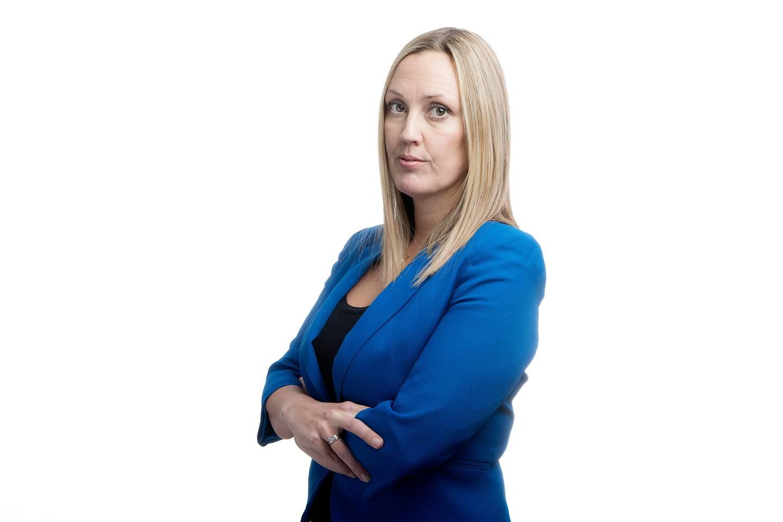 Felicia Ferreira, chefredaktör och vd, tidningen Dagen.