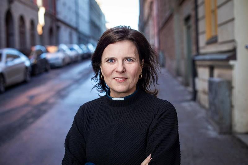 Sofia Camnerin, biträdande kyrkoledare