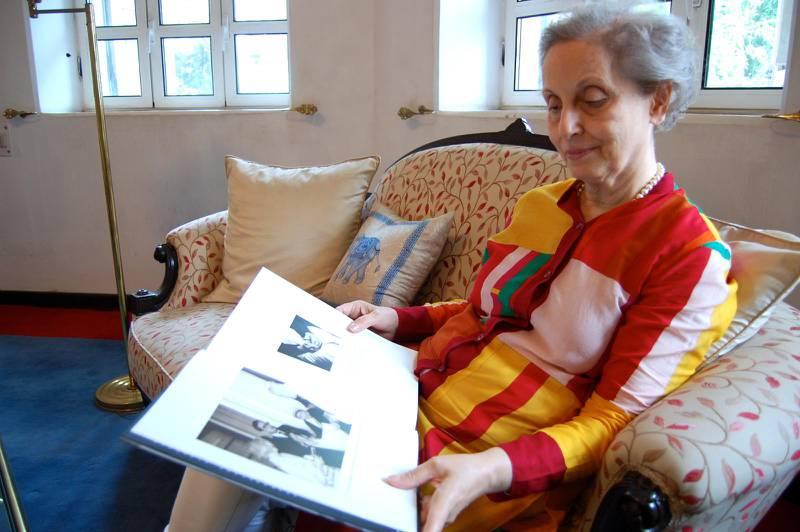 Sunita Kumar talesperson för Moder Teresas Order of Missionaries of Charity.