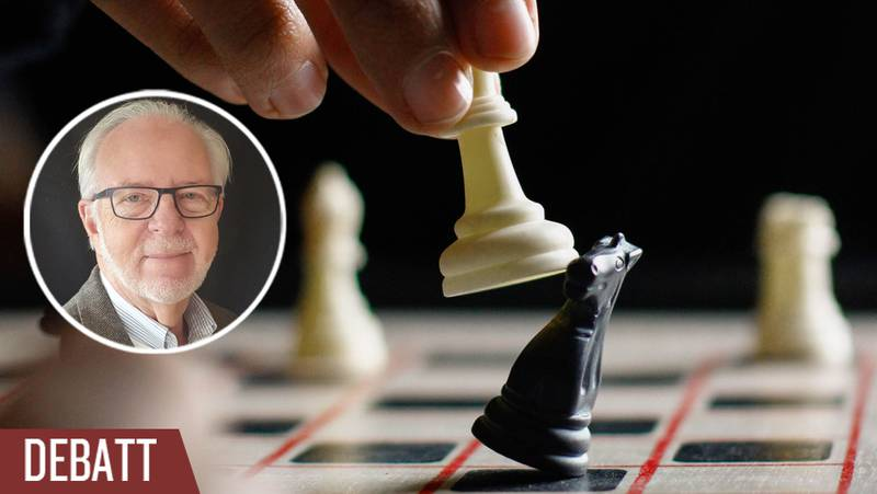 Det finns en faktor som påverkar maktbalansen mycket, skriver Magnus Jonegård.