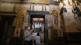 Ännu en historisk kyrka i Turkiet omvandlas till moské