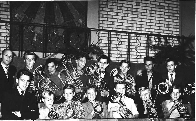 Avesta Gospel Brass 1957.