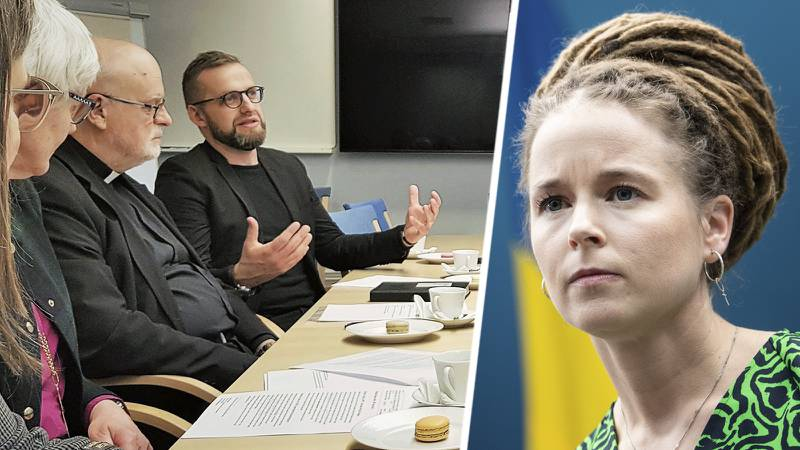 """Sveriges kyrkoledare ändrar nu tonläge och uppmanar regeringen att se över coronareglerna vid kyrkobesök. Önskemålet är att skrota åttaregeln och utgå från kyrkornas storlek. Varför har ett """"gym för kroppen"""" en regel och ett """"gym för själen"""" en annan? Frågan kommer från Sveriges kristna råd (SKR) som i ett öppet brev till kulturminister Amanda Lind (MP) nu ifrågasätter de tuffa restriktionerna som ligger på trossamfunden."""