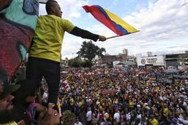 Kristna ledare: Stoppa våldsspiralen i Colombia