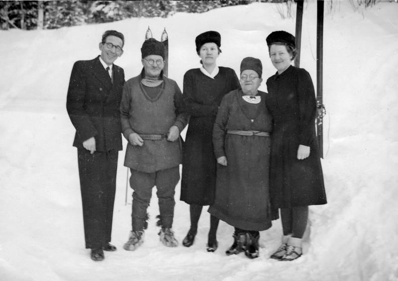 Församlingen Fjällsol grundades för 100 år sedan av gudstjänstfirande samer.