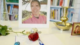 Man gripen för mordet på Lena Wesström