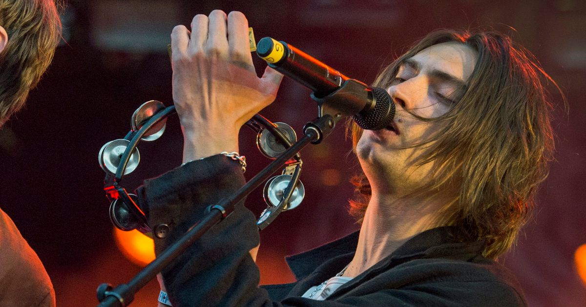 Mando Diaos Gustaf Norén: Utan kyrkan hade jag inte spelat musik