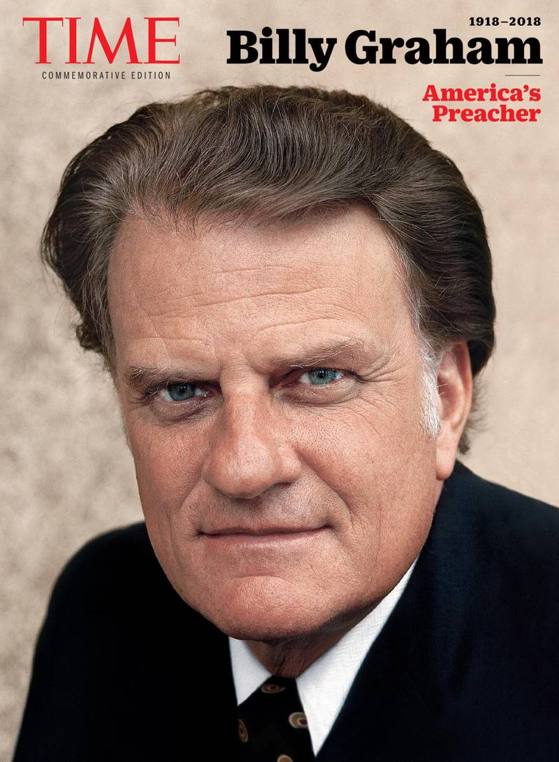 Billy Graham - Time Magazine
