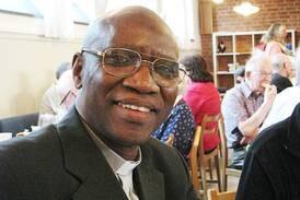 Missionären som gillar den mångkulturella kyrkan