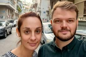 De är nya missionärer bland anarkister i Aten