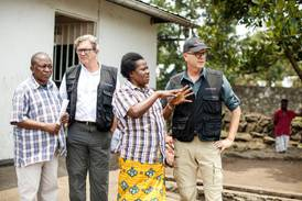 Läkarmissionens generalsekreterare: Situationen i DR Kongo är extrem