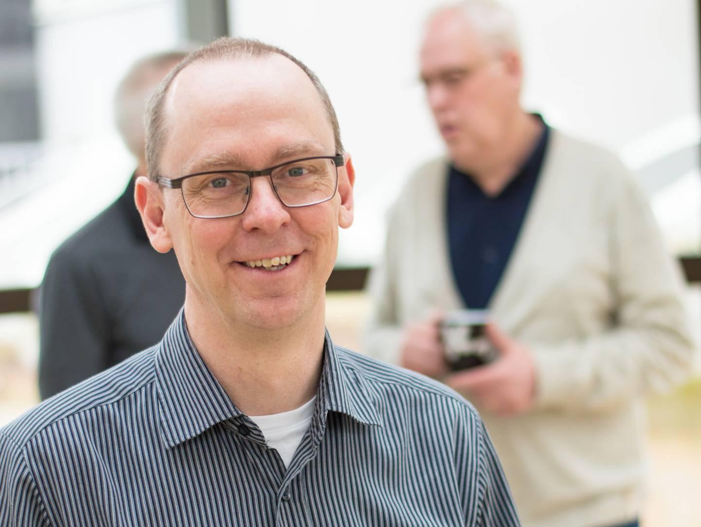 Halvbild: Ulf Häggqvist, föreslagen till ny missionsföreståndare i Svenska Alliansmissionen.