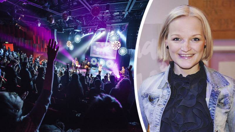 Ida Möller, pastor i Hillsong.