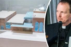 Svårt att samla in pengar till moské vid Guds hus i Nacka