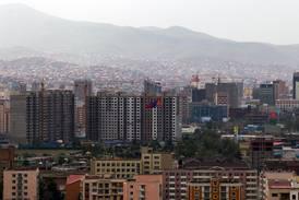 Tv-team trängde sig in på Talitas skyddade boende i Mongoliet