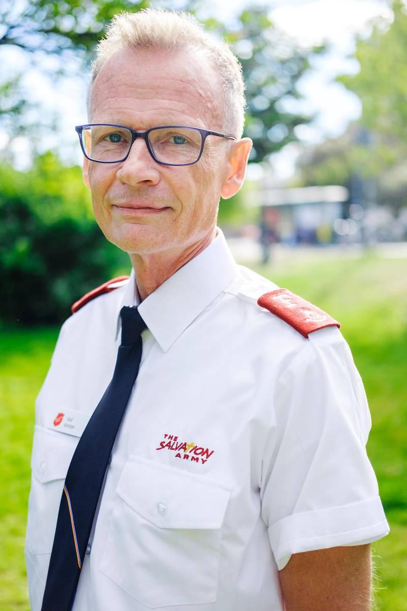 Kjell Karlsten.