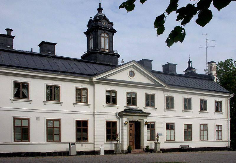 Kaggeholms slott.