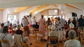 Glädje över kristen konferens på Gotland