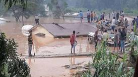 Flodvåg dödade åtta vid teologisk seminarium i Addis Abeba