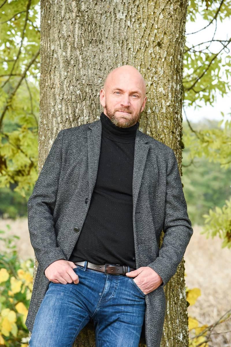 """Joakim Sällquist spelar en av huvudrollerna i bioaktuella familjedramat """"Goliat""""."""